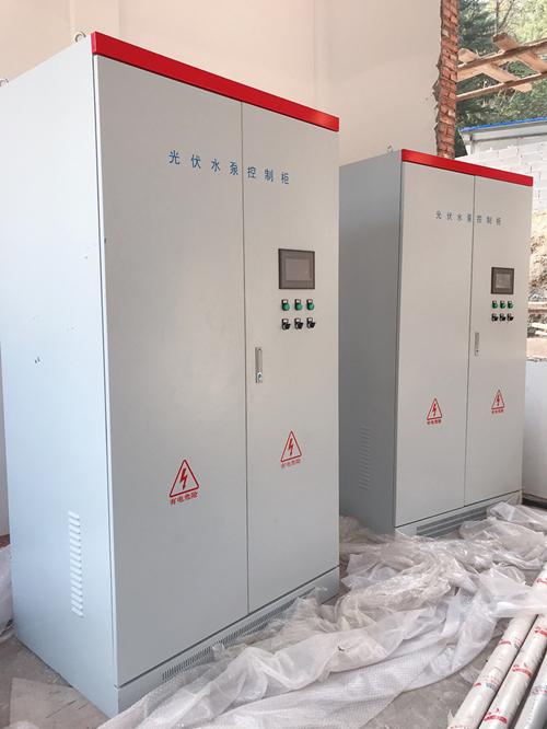 云南省玉溪市37KWbetway体育投注光伏提水系统